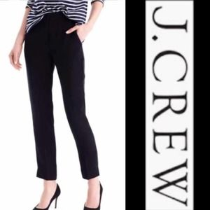 J. Crew Stretch City Fit High Rise Cropped Pants
